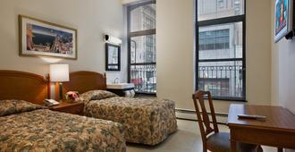 阿美瑞卡纳客栈酒店 - 纽约 - 睡房
