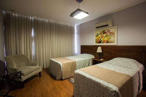 格兰特酒店 - 里约热内卢 - 睡房