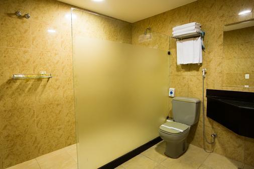 格兰特酒店 - 里约热内卢 - 浴室