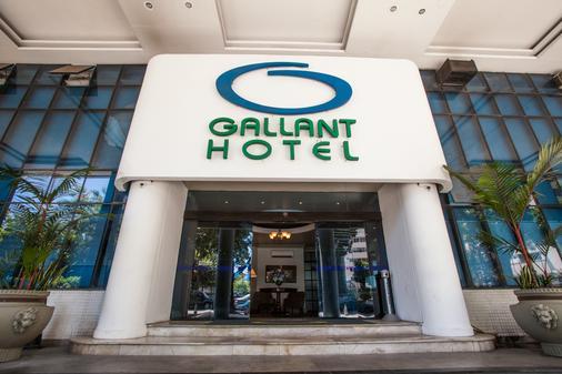 格兰特酒店 - 里约热内卢 - 户外景观