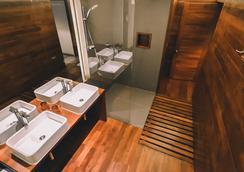 W15酒店 - 韦利格默 - 浴室