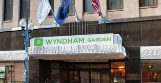 温德姆花园酒店-新奥尔良巴罗纳广场 - 新奥尔良 - 建筑