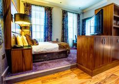 纽卡斯尔市榕目兹酒店 - 泰恩河畔纽卡斯尔 - 睡房