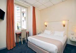 拿破仑酒店 - 阿雅克修 - 睡房