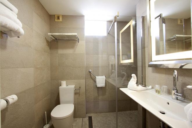 拿破仑酒店 - 阿雅克修 - 浴室