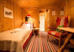 圣诞浪漫酒店 - 采尔马特 - 睡房