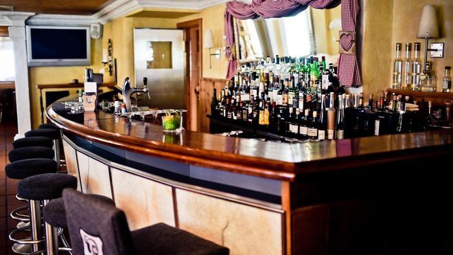圣诞浪漫酒店 - 采尔马特 - 酒吧