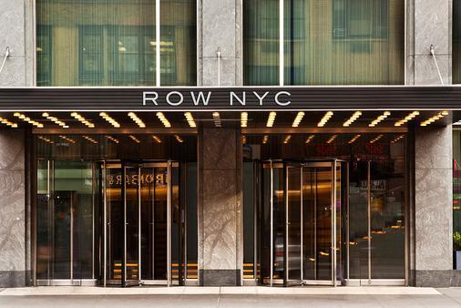 纽约罗酒店 - 纽约 - 建筑