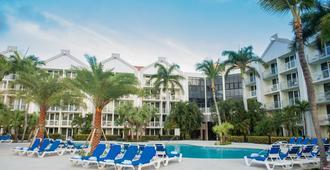 阿鲁巴岛赌场万丽奢华生活度假酒店 - 奥腊涅斯塔德 - 建筑
