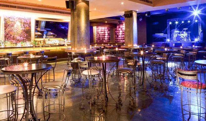 迪拜大华酒店 - 迪拜 - 酒吧