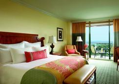 迈阿密力丽思卡尔顿椰林酒店 - 迈阿密 - 睡房