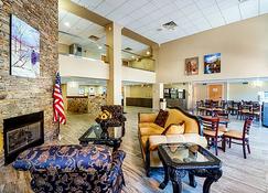 切诺基大酒店 - 切罗基(北卡罗来纳州) - 休息厅
