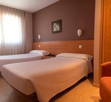 卢戈城市公寓酒店