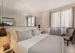 贝斯特韦斯特Plus科帕卡巴纳设计酒店 - 里约热内卢 - 睡房