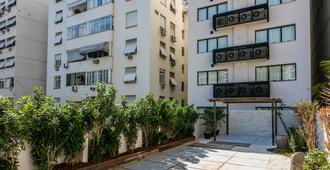 最佳西方尊享阿普多时尚酒店-格洛里亚科埃略 - 里约热内卢 - 建筑