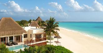 玛亚克巴费尔蒙酒店 - 卡门海滩 - 建筑