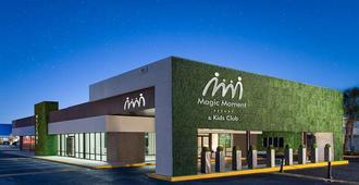 魔法时刻儿童俱乐部酒店 - 基西米 - 建筑