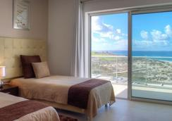 The Beachfront - Praia D'El Rey Golf & Beach Resort - Óbidos - 睡房