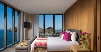 屏息卡波圣卢卡斯酒店-仅限成人 - 卡波圣卢卡斯 - 睡房