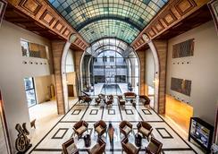 布达佩斯大陆酒店 - 布达佩斯 - 大厅