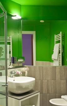 博洛尼亚我的唯一酒店 - 博洛尼亚 - 浴室