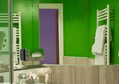 CDH我的博洛尼亚酒店 - 博洛尼亚 - 浴室