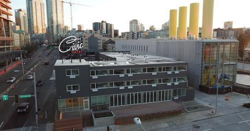 城市酒店 - 西雅图 - 户外景观