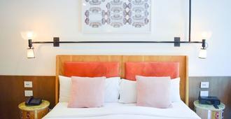 帕勒米塔诺酒店 - 迪可 - 布宜诺斯艾利斯 - 睡房