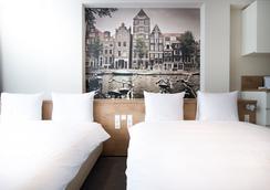 阿姆斯特丹西泰兹酒店 - 阿姆斯特丹 - 睡房