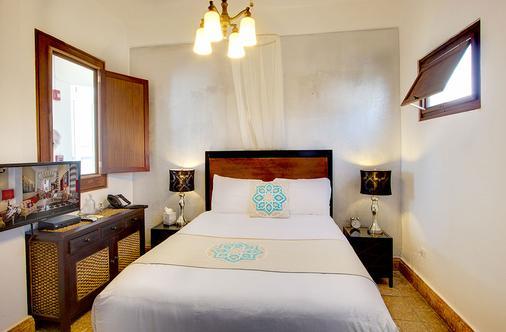 卡萨布兰卡酒店 - 圣胡安 - 睡房