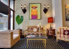 CasaBlanca Hotel - 圣胡安 - 大厅