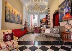 卡萨布兰卡酒店 - 圣胡安 - 大厅