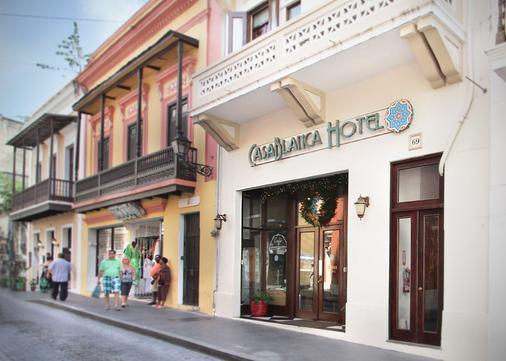 卡萨布兰卡酒店 - 圣胡安 - 建筑