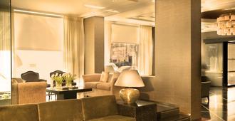 皇家公园酒店 - 里斯本 - 休息厅