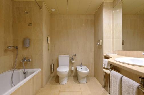 皇家公园酒店 - 里斯本 - 浴室