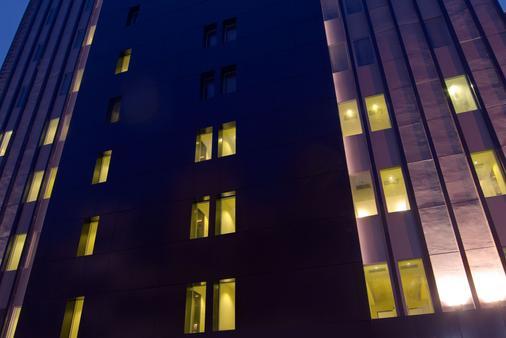 瑞士-贝林美丹酒店 - 棉兰 - 建筑