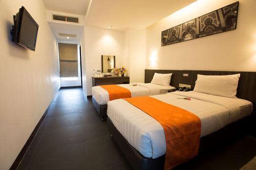 瑞士-贝林美丹酒店 - 棉兰 - 睡房