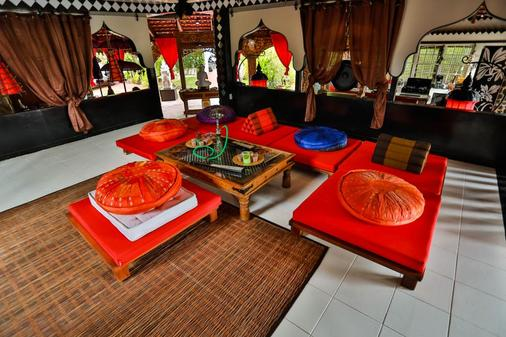 Hotel Buddha Villa - San Andrés - 休息厅