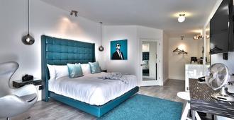 棕榈泉酒店 - 棕榈泉 - 睡房