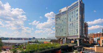 纽约设计酒店 - 纽约 - 建筑