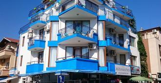 海蓝宝石酒店 - 索佐波尔 - 建筑