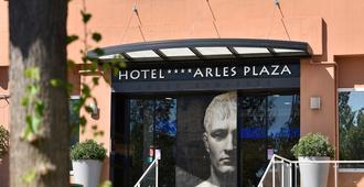 阿尔勒广场酒店 - 阿尔勒 - 建筑