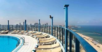 伊斯罗特尔塔尔酒店 - 特拉维夫 - 游泳池