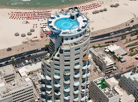 伊斯洛特塔全套房酒店 - 特拉维夫 - 海滩