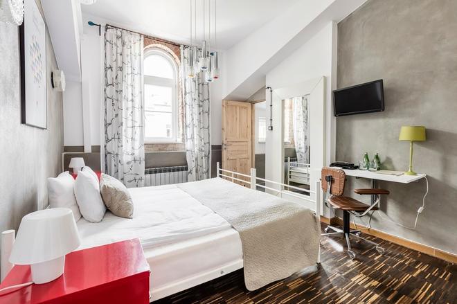 斯塔洛瓦 52 号艺术酒店 - 华沙 - 睡房