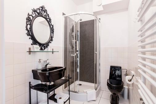 斯塔洛瓦 52 号艺术酒店 - 华沙 - 浴室