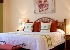德尔帕尔马别墅火烈鸟海滩Spa度假酒店 - 努埃沃瓦尔塔 - 睡房