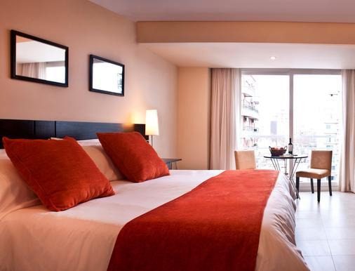 巴勒莫广场酒店 - 布宜诺斯艾利斯 - 睡房