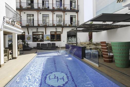 海王星酒店 - 卡里拉 - 建筑