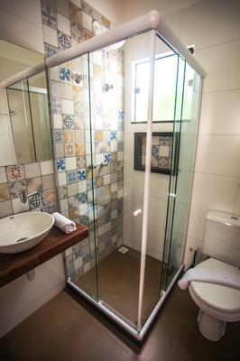 卡波弗里奥玛里亚青年旅舍 - 卡波布里奥 - 浴室